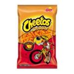 Cheetos - Cheese Flavored Snacks Crunchy 0028400009805  / UPC 028400009805