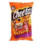 Cheetos - Cheese Flavored Snacks 0028400010207  / UPC 028400010207
