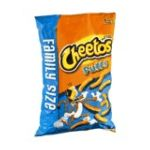 Cheetos - Family Size Puffs Cheese Flavored Snacks 0028400011389  / UPC 028400011389