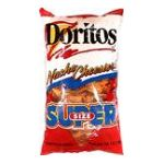 Doritos - Tortilla Chips Nacho Cheesier 0028400015516  / UPC 028400015516