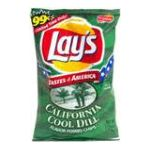 Lay's - Potato Chips 0028400019460  / UPC 028400019460
