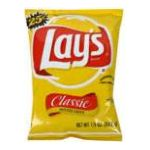 Lay's - Classic Potato Chips 0028400021067  / UPC 028400021067
