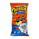 Cheetos - Cheese Flavored Snacks Puffs 0028400024013  / UPC 028400024013
