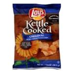 Lay's - Extra Crunchy Potato Chips 0028400024198  / UPC 028400024198
