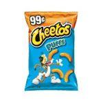 Cheetos - Jumbo Puff 0028400028110  / UPC 028400028110