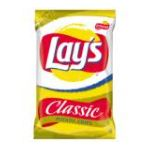 Lay's - Potato Chips Classic 0028400028431  / UPC 028400028431
