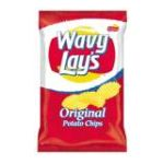 Lay's - Potato Chips Wavy Original 0028400033862  / UPC 028400033862