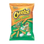 Cheetos - Cheddar Jalapeno Cheese Snack 0028400039154  / UPC 028400039154