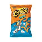 Cheetos - Puffs Cheese Flavored Snacks 0028400039192  / UPC 028400039192