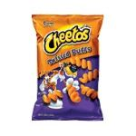 Cheetos - Twisted Puffs Cheese Flavored Snacks 0028400039529  / UPC 028400039529