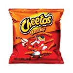 Cheetos - Cheese Flavored Snacks 0028400040112  / UPC 028400040112