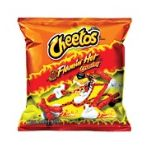 Cheetos - Cheese Flavored Snacks 0028400040129  / UPC 028400040129