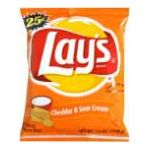 Lay's - Potato Chips 0028400043328  / UPC 028400043328