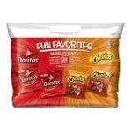 Doritos - Fun Favorites Variety Sack 0028400044585  / UPC 028400044585