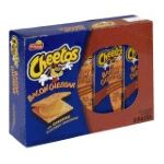 Cheetos - Sandwich Crackers Bacon Cheddar 0028400046350  / UPC 028400046350