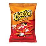 Cheetos - Cheese Snacks Crunchy Large Single Serve Bags 0028400047906  / UPC 028400047906