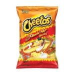 Cheetos - Cheese Flavored Snacks 0028400047913  / UPC 028400047913