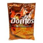 Doritos - Flavored Tortilla Chips 0028400048170  / UPC 028400048170