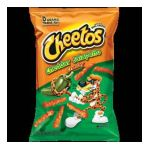 Cheetos - Cheese Flavored Snacks 0028400048477  / UPC 028400048477