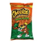 Cheetos - Cheese Flavored Snacks 0028400048484  / UPC 028400048484