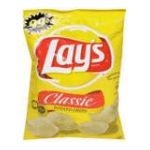Lay's - Potato Chips Classic 0028400048538  / UPC 028400048538
