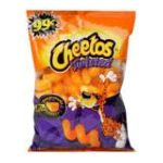 Cheetos - Cheese Flavored Snacks 0028400048866  / UPC 028400048866
