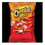 Cheetos - Cheese Flavored Snacks Crunchy 0028400048873  / UPC 028400048873