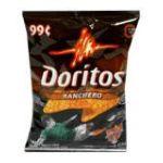 Doritos - Tortilla Chips Ranchero 0028400048965  / UPC 028400048965