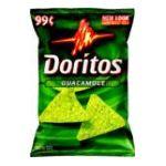 Doritos - Tortilla Chips Guacamole 0028400048972  / UPC 028400048972