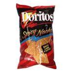 Doritos - Tortilla Chips Spicier Nacho 0028400051095  / UPC 028400051095