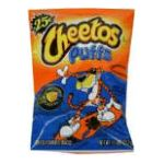 Cheetos - Cheese Flavored Snacks Puffs 0028400055086  / UPC 028400055086