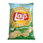 Lay's - Flavored Potato Chips 0028400055246  / UPC 028400055246