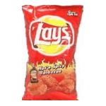 Lay's - Potato Chips Hot 'n Spicy 0028400055277  / UPC 028400055277