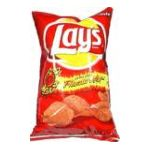 Lay's - Potato Chips Hot 0028400055376  / UPC 028400055376