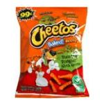 Cheetos - Cheese Flavored Snacks 0028400057752  / UPC 028400057752