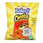 Cheetos - Cheese Flavored Snacks 0028400058025  / UPC 028400058025