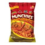 Munchies - Flamin Hot Flavored Snack Mix 0028400060271  / UPC 028400060271
