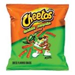 Cheetos - Cheese Flavored Snacks 0028400065528  / UPC 028400065528