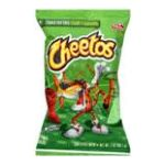 Cheetos - Snacks Torciditos Chile Y Limon 0028400069892  / UPC 028400069892