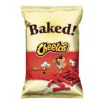 Cheetos - Cheese Flavored Snacks 0028400072120  / UPC 028400072120