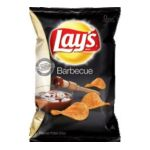 Lay's - Barbecue Potato Chips 0028400072991  / UPC 028400072991