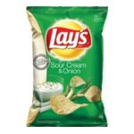 Lay's - Potato Chips 0028400073400  / UPC 028400073400