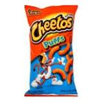 Cheetos - Cheese Flavored Snacks 0028400076999  / UPC 028400076999