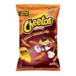 Cheetos - Cheese Flavored Snacks Crunchy Cheddar 0028400077460  / UPC 028400077460