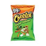 Cheetos - Cheese Flavored Snacks 0028400078757  / UPC 028400078757