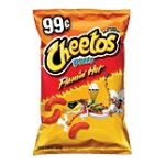 Cheetos - Cheese Flavored Snacks 0028400078924  / UPC 028400078924