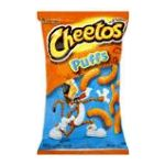 Cheetos - Cheese Flavored Snacks 0028400080361  / UPC 028400080361