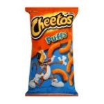 Cheetos - Cheese Flavored Snacks Puffs 0028400083942  / UPC 028400083942