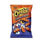 Cheetos - Cheese Flavored Snacks 0028400083973  / UPC 028400083973