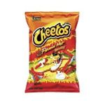 Cheetos - Cheese Flavored Snacks 0028400084017  / UPC 028400084017